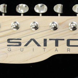 今一番アツいギター!国産ギターメーカーの超新星Saito Guitars!