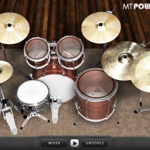 【MT Power Drumkit2】フリーのリアルサウンドドラム音源!ロックドラムはこれでOK!